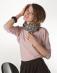 Różowa bluzka w modnym odcieniu